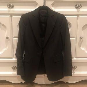 BCBG MAX AZRIA Tuxedo Style Blazer